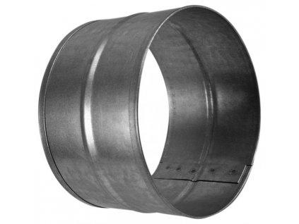 Ventilační hadicová spojka Haco HSK (kovová)