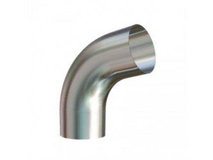 Titanzinkové svodové koleno (100 mm / 72°)