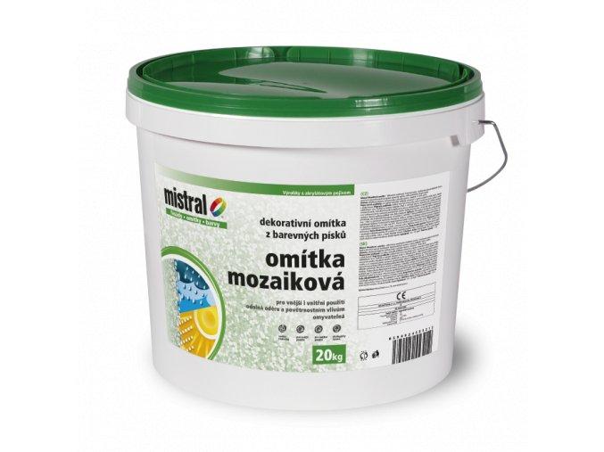 Mozaiková omítka Mistral (20 kg)