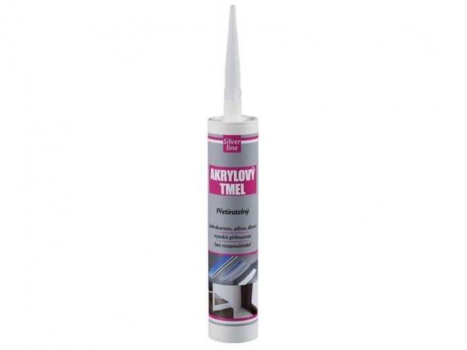 Akrylový univerzální tmel Den Braven (310 ml)