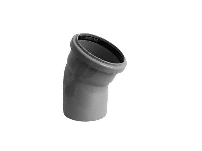 Potrubní koleno Osma HT (15°)