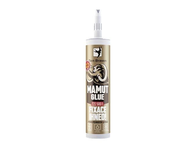 Vysokopevnostní lepidlo Mamut Glue High Tack bílé, Den Braven