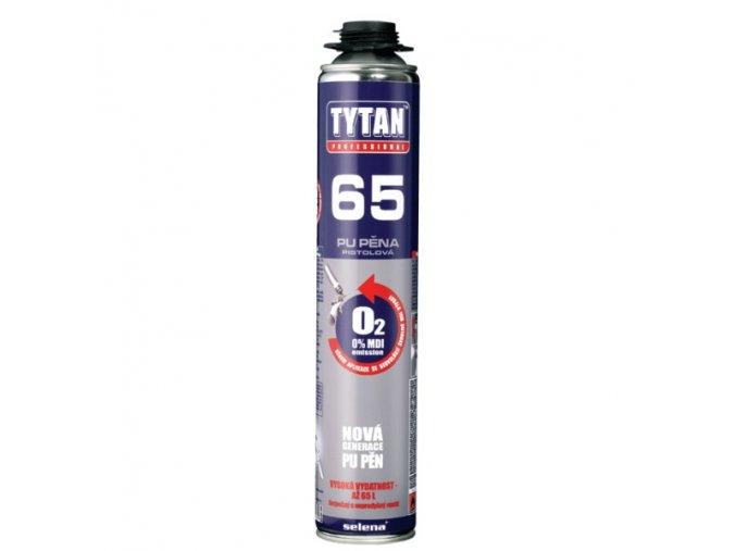Montážní pistolová pěna Selena Tytan O2 65 (870 ml)