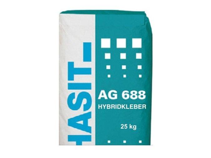 Univerzální kombinované lepidlo Hasit Hybridkleber AG 688 (25 kg)