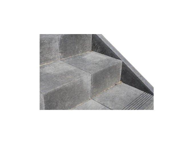 Venkovní betonové schodiště Best Canto (přírodní)