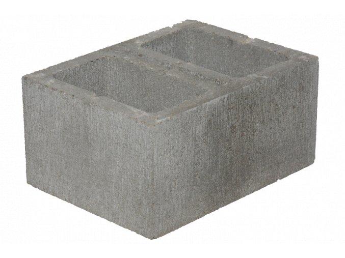 Plotová tvarovka KB Blok KB 1-30 A (přírodní)