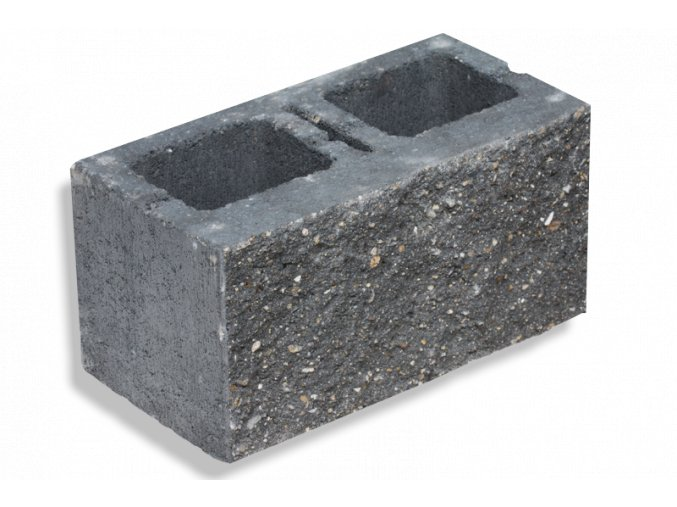 Plotová tvarovka KB Blok KB 1-21 B
