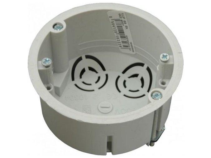 Elektroinstalační krabice do sádrokartonu SEZ KUP 68-X
