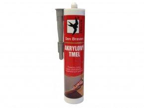 Akrylový tmel Den Braven Profi (310 ml)