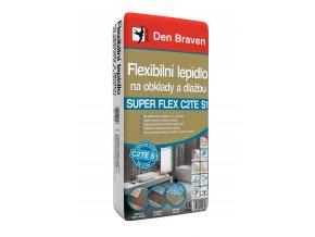 C2TES FLEXIBILNÍ LEPIDLO NA OBKLADY DEN BRAVEN SUPER FLEX C2TE S1 (25 KG)