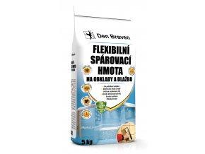 Flexibilní spárovací hmota Den Braven