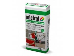 Fasádní a stěrkovací lepidlo Mistral C1T (25 kg)