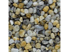 Říční oblé kamínky Den Braven PerfectSTONE 4-8 mm (25kg)