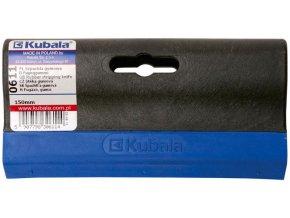 Plastová stěrka s gumou Kubala