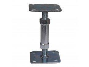 Stavitelná kotevní patka HPM-TEC M20 (100x100 mm, 120-170 mm)