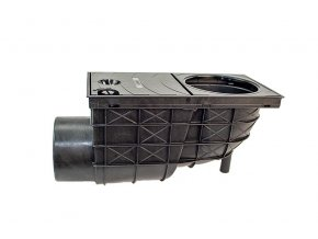 Suchý Geiger s boční výpustí Likov (80-125/110 mm)