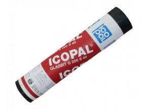 Protiradonový asfaltový pás Vedag Glasbit G 200 S 40 mineral (7,5 m2)