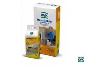 Lepidlo na obklady a dlažbu KVK Standard Kleber 0500 C1 (25 kg)