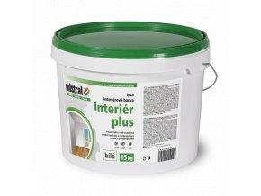 Malířská barva Mistral Interiér Plus (bílá)