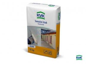 Sanační štuk KVK 0200 (35 kg)