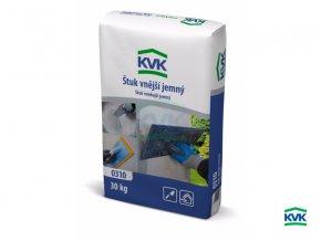 Vnější jemný štuk KVK 0310 (30 kg)