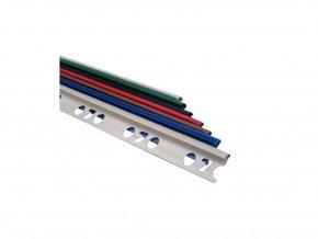 Vnitřní obkladová lišta Robex (6-7 mm / 2,5 m)