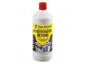 Plastifikátor betonů Den Braven