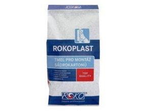 Spárovací tmel na sádrokarton Rokospol Rokoplast (20 kg)