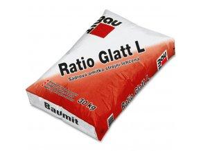 sáadrová strojní lehčená omítka Baumit Ratio Glatt L