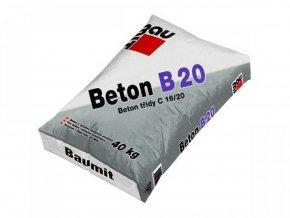 Beton Baumit B 20 (40 kg)