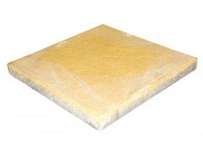 Venkovní dlažba Best Platen Rubio žlutá (400x400x40 mm)