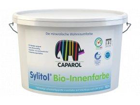 Jednosložková silikátová barva Caparol Sylitol Bio (12,5 kg)