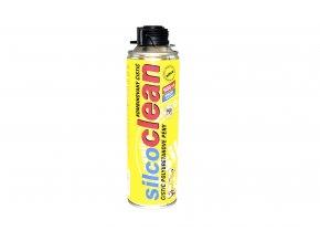 Čistič PU pěny Silco Silcoclean (500 ml)