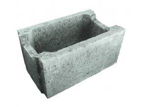 Ztracené bednění CS-Beton (výška 25 cm, délka 50 cm)