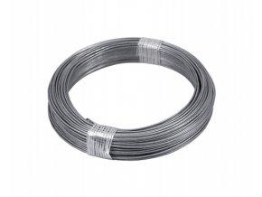 Ocelový vázací drát měkký černě žíhaný (1,25 mm)