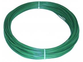 Napínací poplastovaný drát (3,5 mm / 26 m)