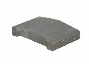 Plotová stříška KB Blok KB PS-20 B 200 (přírodní)