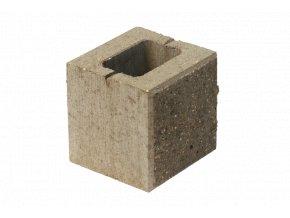 Plotová tvarovka KB Blok PlayBlok KBF 20-7 BP (přírodní)