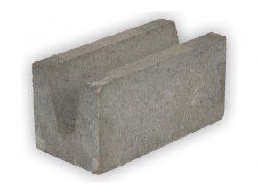 Věncová hladká tvarovka KB Blok 101-20 A (přírodní)