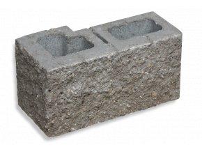 Plotová tvarovka KB Blok KB 5-15B (přírodní)