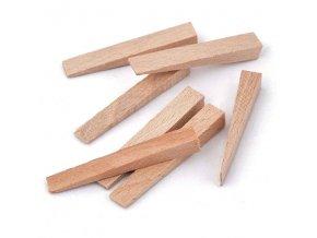 Montážní dřevěné klínky Vašek (8x55x0-10 mm)