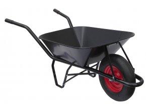 Stavební kolečko s nafukovací pneumatikou Bantam (60 l)