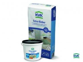 Lepidlo na obklady a dlažbu KVK Flex Extra Kleber 0540 C2T (25kg)