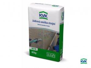 Jádrová strojní omítka KVK 0610 MVC (1t ze sila)