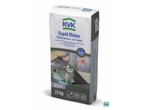 Rychletuhnoucí lepidlo na obklady a dlažbu KVK Rapid 0580 C1 FT (25 kg)