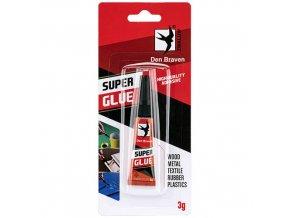 Vteřinové lepidlo Den Braven Super Glue