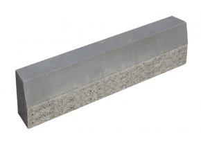Betonový obrubník Best MONO II (25x15x100 cm, přírodní)