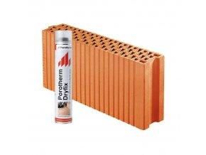 Cihla Wienerberger Porotherm Profi Dryfix 11,5 (115x249x497 mm)