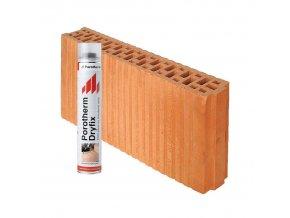 Cihla Wienerberger Porotherm Profi Dryfix 8 (80x249x497 mm)