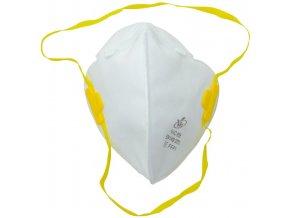 Skládací respirátor Dehco FFP1 bez ventilu
